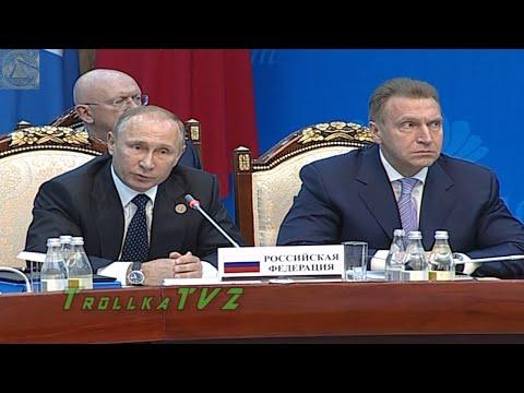 Путин красиво поставил на место представителя Украины - DomaVideo.Ru