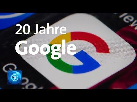 20 Jahre Google - Vom Weltverbesserer zur Datenkrake