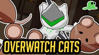 Overwatch But With Cats Is a Direct Shot of Good Feels to the System