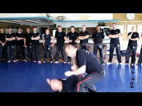 Krav Maga Retzef Seminar Law & Enforcement