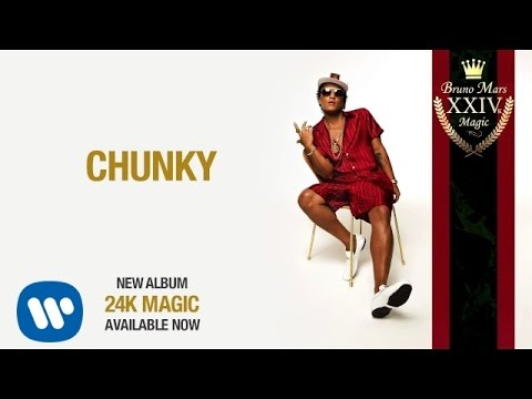 Bruno Mars - Chunky [Official Audio]
