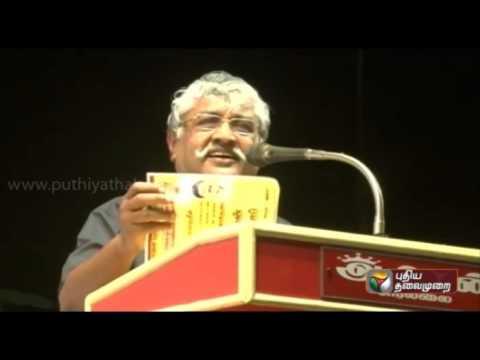 Vakkala-Perumakkaley-Suba-Veerapandian-talks-about-DMK-chief-Karunanidhi-05-03-2016