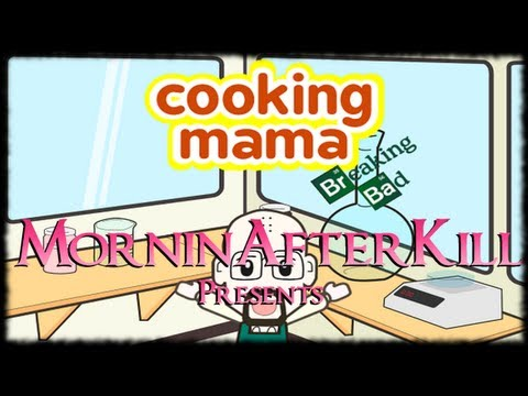 Cooking Mama Breaking Bad - Lets Cook Meth!!! Playlink Inside!