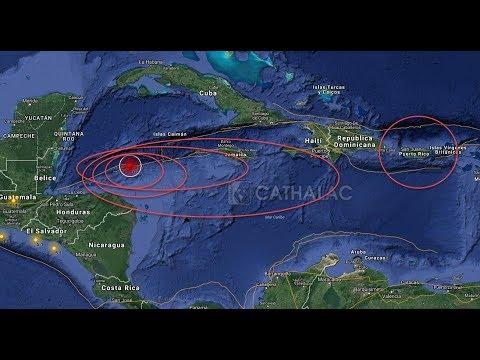 Terremoto de 7.8 en el mar de Honduras, Genera alerta de Tsunami en Puerto Rico
