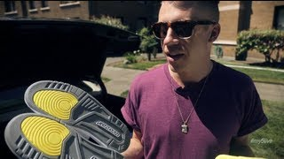 My 5 LIVE: Macklemore Takes Us Inside His Sneaker Rotation