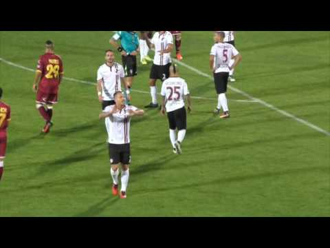 Livorno-Arezzo 1-1, immagini dagli spalti