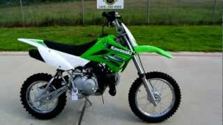 3. Overview and Review: 2013 kawasaki KLX110L Dirt Bike / Pit Bike