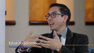 Eduardo Salcedo Albarán en el Seminario Desigualdad y Corrupción