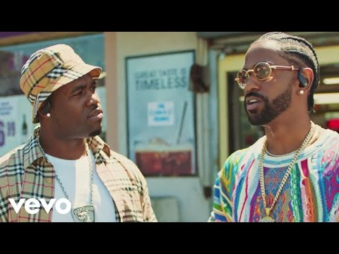 Big Sean - Bezerk ft. A$AP Ferg, Hit-Boy (Official Video) ft. A$AP Ferg, Hit-Boy