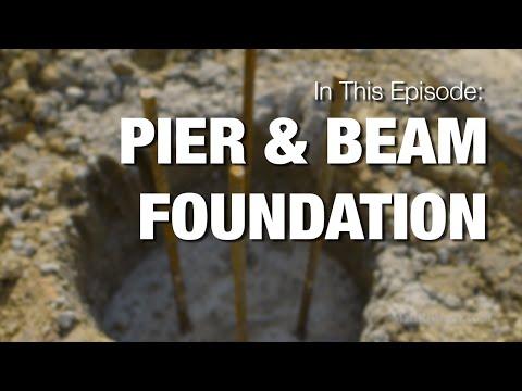 Pier & Beam Foundation