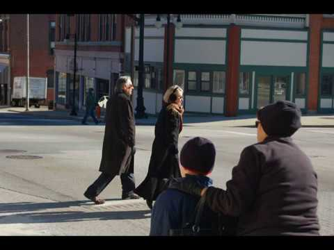 """""""Hachi: A Dog's Tale"""" Movie Set On Location."""