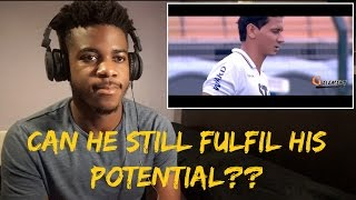 Reacting to Paulo Henrique Ganso. One of the wonder kids from Neymar's generation. In this video you will see him at Santos FC...