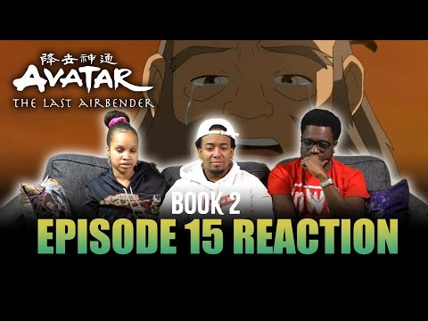Tales of Ba Sing Se | Avatar Book 2 Ep 15 Reaction