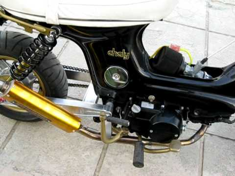 Honda Chaly 125cc
