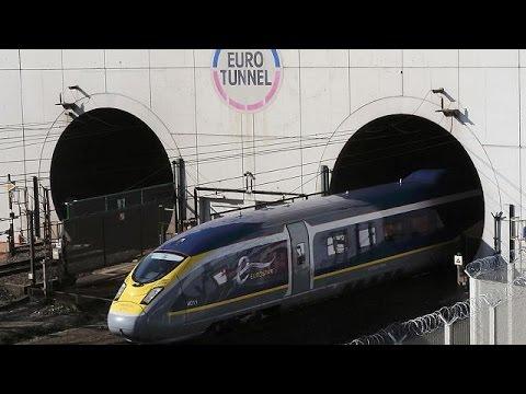 Απεργίες στα τρένα Eurostar