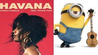 Video Camila Cabello: Havana (Minions Version) MP3, 3GP, MP4, WEBM, AVI, FLV Januari 2018