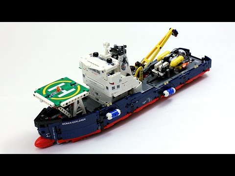 Купить конструктор лего 42064