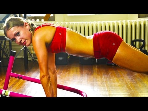 Pound The Alarm Workout
