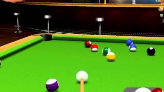 8BallClub Billiards Online videosu