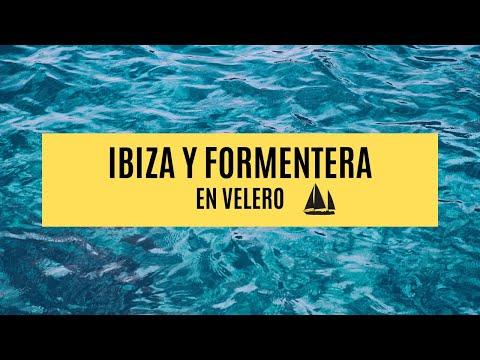 Velero a Ibiza y Formentera