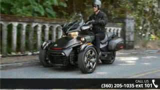 7. 2016 Can-Am SPYDER F3 LIMITED  - Pro Caliber - Vancouver,...