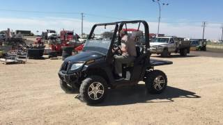 3. 2009 Arctic Cat Prowler XTX 700Side by Side, Lot #101