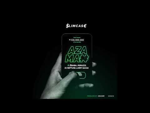Slimcase - Azaman (Official Audio) ft. 2baba, Peruzzi, Larry Gaaga & DJ Neptune