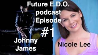 Future E.D.O Podcast Session #1 - Nicole Lee