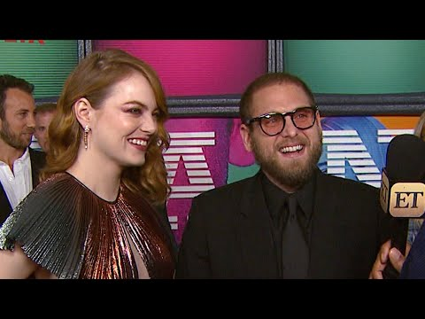 Maniac Jonah Hill Gushes Over Brilliant Co-Star Emma Stone Exclusive