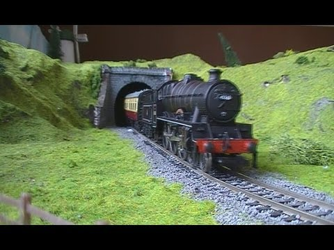 Model Railway Scenes 11:  'Big Four' Spring Steam Gala 2013