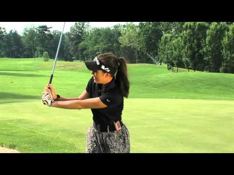 Golf Instruction - How to Create Lag and Wrist Hinge - Carling Coffing