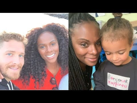 Tika Sumpter's Daughter 'Ella' Is All Grown Up Now! Look What She Is Doing Today!