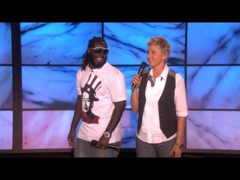 Memorable Moments: Ellen's Autotune Monologue Video