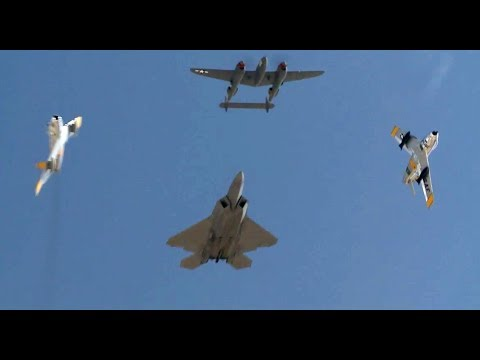 Air Combat Command Heritage Flight:...