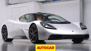 Gordon Murray Automotive T.50 reveal and interview - full details   Autocar by Autocar