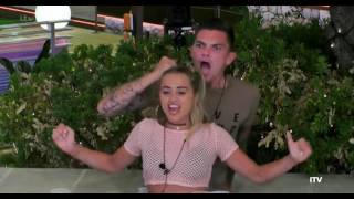 FAKING IT Love Island's Georgia Harrison FAKED an orgasm with Sam Gowland in unseen clip.