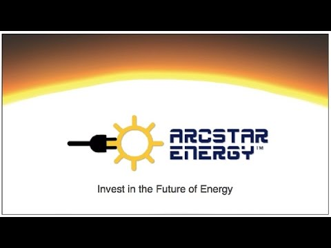 ArcStar Energy, LLC - Renewable Energy Infrastructure Financial Services