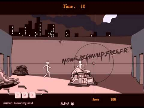 Bloody day  (old Flash game)