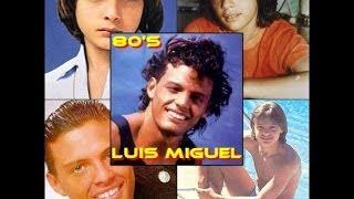 "Luis Miguel - ""Mix 1982-89"""