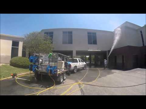 Nashville Pressure Washing and Soft Washing.  Comercial Building Cleaning