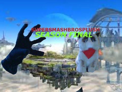 Super Smash Bros Plush Season 2 Episode 7 SEASON FINAL