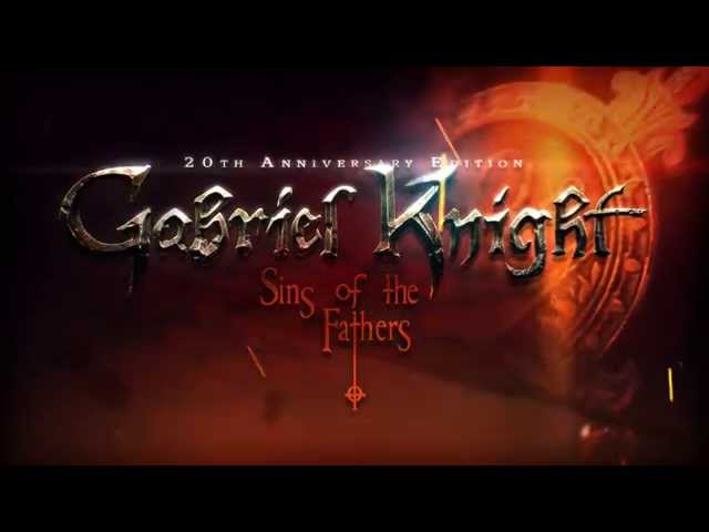Gabriel Knight: Sins of the Fathers 20th Anniversary Edition Mobile Trailer