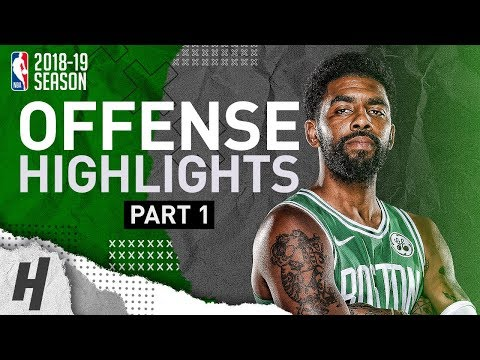 Kyrie Irving BEST Offense Highlights from 2018-19 NBA Season! NASTY Crossovers (Part 1) - Thời lượng: 8:26.