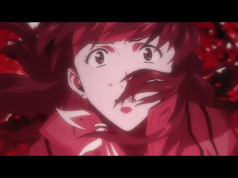 Evangelion 2 22    tsubasa wo kudasai scene (видео)