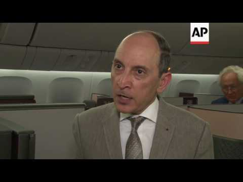 "Qatar Airways CEO blockade leaving ""lasting wound"""