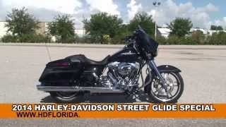 10. 2014 Harley Davidson Streetglide Special Motorcycles for sale
