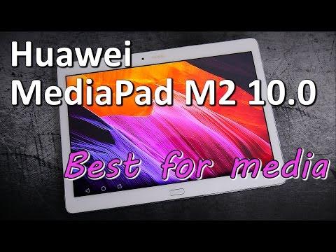 Huawei MediaPad M2 10.0 Review | premium shell with midrange guts