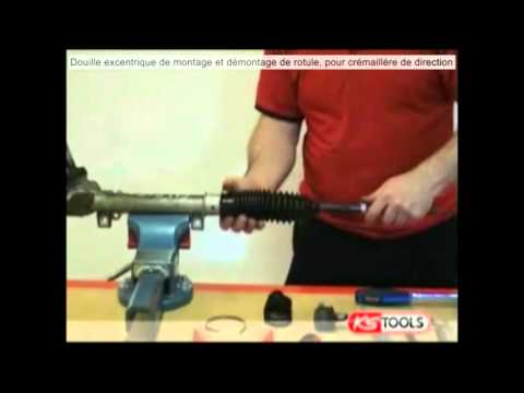 comment demonter cremaillere opel vectra