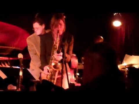 Tineke postma otis brown doug weiss Zinc Bar NYC 2011