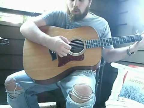 (Acoustic Mashup) Fly Away/Wide Awake - Joe Garner